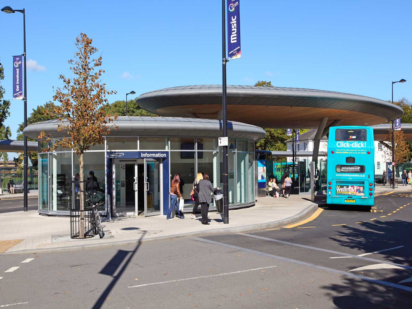 chatham waterfront bus station